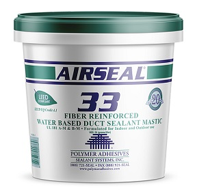 1 GALLON WATER BASED DUCT SEALER