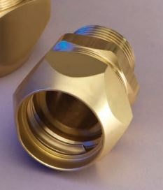 "1/2"" MALE ADAPTER AUTOSNAP FITTING"