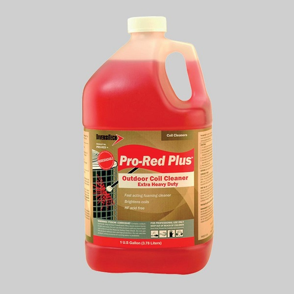 PRO-RED+ COND COIL CLEANER